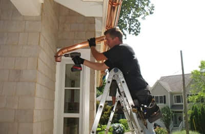 Gutters Downspouts Allgood Home Improvements
